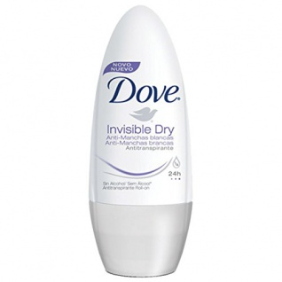 Dove Deo Roll on Invisible Dry gegen schweisgerüche ohne Alkohol 50ml