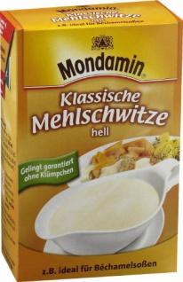 Mondamin Klassische Mehlschwitze hell, 4er-Pack (4 x 250 g)