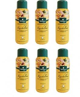 Kneipp Aroma-Pflegeschaumbad Kuschelbad, 6er Pack (6 x 400 ml)