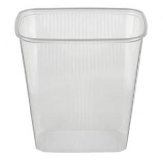 Verpackungsbecher ohne Deckel 500ml transparent Papstar 100 Stück