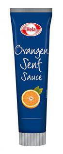 Hela Orangen-Senf Sauce 170 ml, 7er Pack (7 x 170 ml)