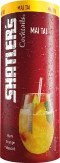 Shatlers Cocktails Mai Tai erfrischend aus der Dose 12, 7% Vol. 200ml