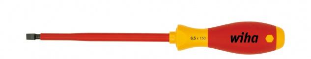 Wiha Schraubendreher Soft Finish electric Schlitz 5, 5x125mm