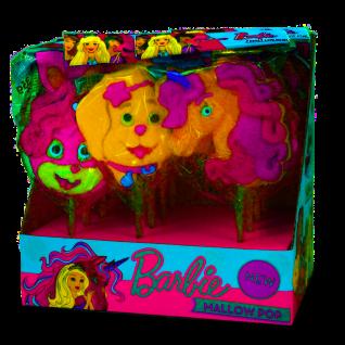 Barbie Welpen Marshmallow Pops Schaumzucker Lutscher süß 35g 12er Pack