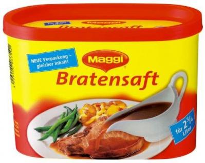 Maggi Braten Saft für herzhaften würzigen Geschmack 242g 3er Pack