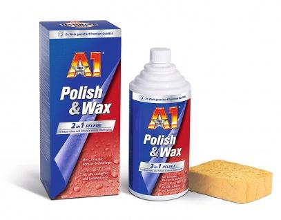 Dr. Wack A1 Polish & Wax 500ml
