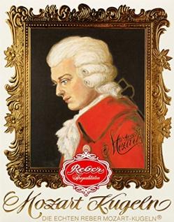 Reber Mozart Kugeln die echten Reber Mozart Kugeln 12 Kugeln 240g