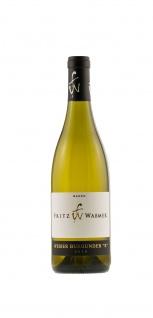 Fritz Waßmer Weißer Burgunder Weißwein Qualitätswein Trocken 750ml