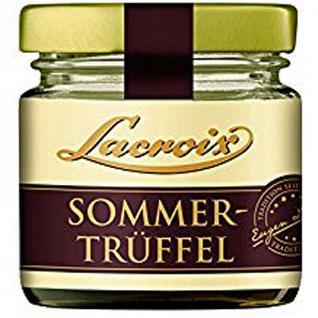 Lacroix Sommer Trüffel echter Sommer Trüffel mild nussig 25g