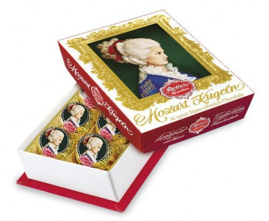 Reber Constanze Mozart-Kugel 6er-Packung, 2er Pack (2 x 120 g)