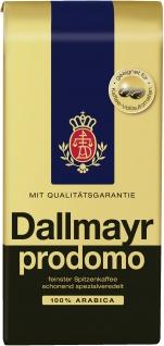 Dallmayr prodomo ganze Bohnen Spitzenkaffee spezialveredelt 500g