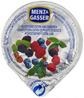 Menz & Gasser Waldbeeren Konfitüre Extra