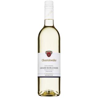 Oberrotweiler Käsleberg Grauer Burgunder Qualitätswein trocken 1500 ml