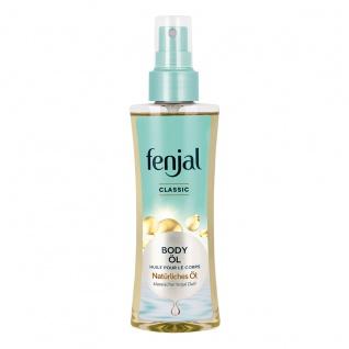 Fenjal Body Öl Classic Natürliches Öl und klassischer Duft 145ml