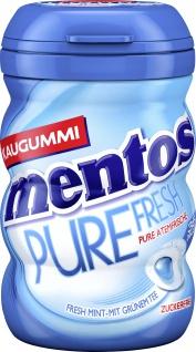 MENTOS GUM PF FRESHMINT CURVY DOSE