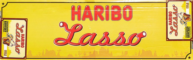 Haribo Lasso Cola 50er Pack 50x1Stück