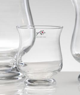 Windlicht HURRICANE Glas Vase Glasvase Kerzenglas 9 cm
