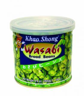 KHAO SHONG Bohnen mit Wasabi, scharf