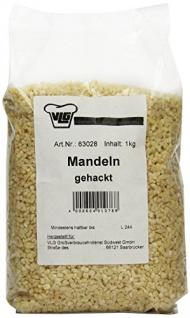 Mandeln Gehackt 1000g
