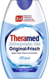 Theramed 2in1 Original Zahnpasta Gel Rundumschhut 75ml 3er Pack