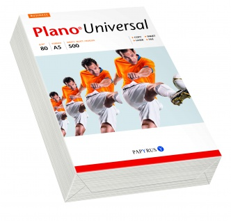 PAPYRUS Plano Universal DIN A5