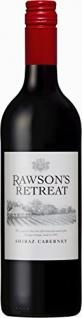 Rawson's Retreat Shiraz Cabernet Rotwein kräftig und würzig 750ml 6er Pack