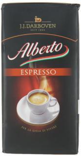 Darboven Alberto Espresso gemahlen, 250g, 2er Pack (2 x 250 g)
