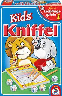 Schmidt Spiele 40535 - Kniffel Kids