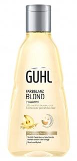 Guhl Farbglanz Blond Shampoo, (1 x 250 ml)