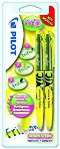 Stift Frixion Light gelb