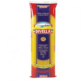 Divella Pasta Spaghetti Nr 8 Original Italienische Nudeln 1000g