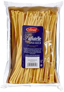 Culinaria Safran Tagliatelle, 2er Pack (2 x 500 g)