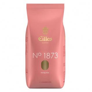 Eilles Kaffee No 1873 rosa Packung beerig fein ganze Bohnen 500g