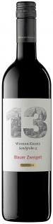Winzer Krems Sandgrube 13 Blauer Zweigelt Wein trocken 750ml