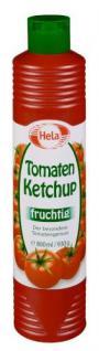Hela Tomaten Ketchup, 6er Pack (6 x 800 ml Tube)