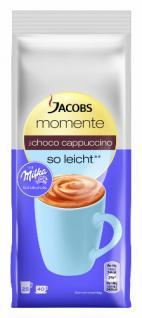 Jacobs Cappuccino Kaffee Choco So Leicht, Nachfüllbeutel, 400g
