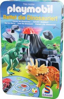 Spiel Playmobil Rettet die Dinosaur.
