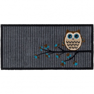Sauberlauf-Matte Vision Owl on tree