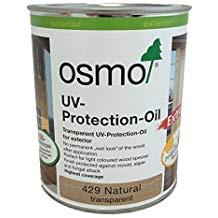 UV-Schutz-Öl farbig natural 750ml