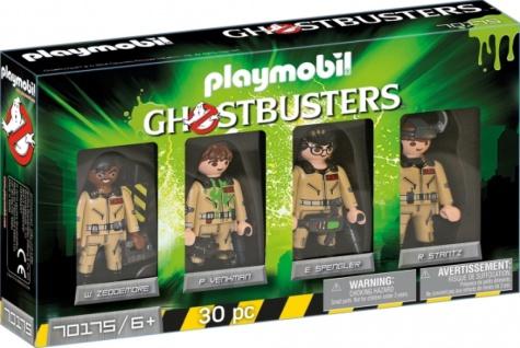 Playmobil Figurenset Ghostbusters Spielset Konstruktionsspiel 70175