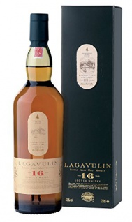 Lagavulin 16 Jahre rauchiger Islay Single Malt Scotch Whisky 700ml