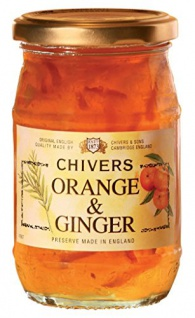 Chivers - Orange & Ginger Marmalade - 340g