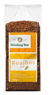Bünting Tee Rooibos Pur afrikanisch fein aromatisch Loser Tee 200g