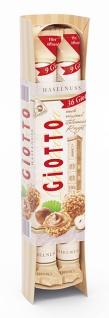 Giotto 4 Stangen Haselnuss nach original italienischem Rezept 154g