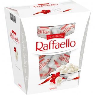 Raffaello aus Kokosraspeln mit einer cremiger Füllung 150g 6er Pack