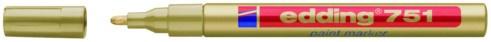 Lackmarker e-751/1 gold
