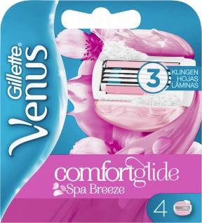 Gillette Venus Spa Breeze for Woman 3 Klingen System 4 Ersatzklingen