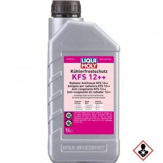 Liqui Moly Kühlerfrostschutz KFS Plus Plus ganzjähriger Frostschutz 1L