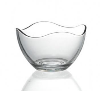 Ritzenhoff und Breker Wave Salatschale mit 13cm Durchmesser aus Glas