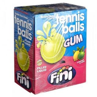 Bubble Gum Boom Tennis Balls Kaugummi Tennisbälle 200 Stück Display